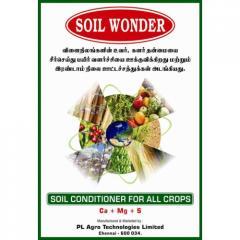 Soil Wonder Secondary Nutrients