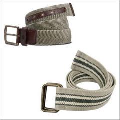 Stylish Woven Belts