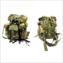 Cordura 2PU Mini Backpacks