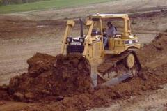 Land Leveling & Land Work Services