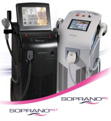 A New Standard for Hair Removal Lasers - Soprano