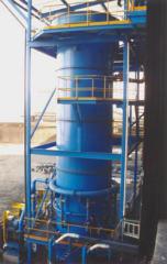 High recovery flotation columns