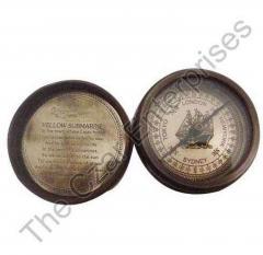 Collectible Pocket Compass