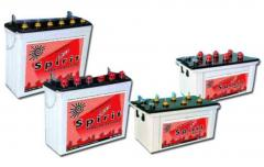 Spirit Tubular Batteries