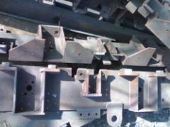 Transformer Frame Parts