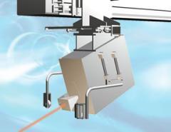 Laser Marking Machine - Steel Slabs Jet Marker –