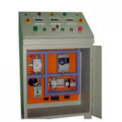 Electrical Control Panel Circuits