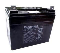 Panasonic SMF Batteries