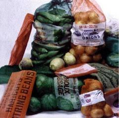 Leno Bag For Packing Vegetables