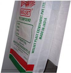 Reverse Printed Polyester Bag With Gusset