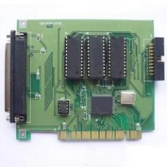 SC04 PC-Based 3 Axis Motion Controller