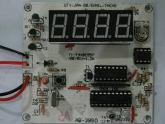 Micro-controller Based Tachometer
