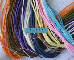 Sued Leather Cords