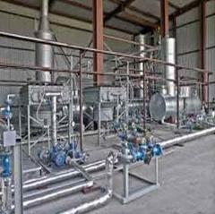 Fish Oil Refining Plant