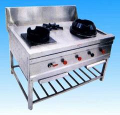 Chinese Two Burner Gas Stove