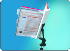 Document Display Systems - Desk Clamp