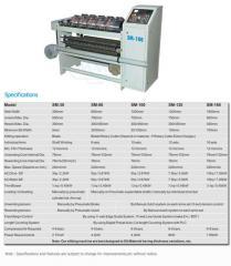 SM 30 Micro Slitter