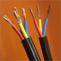 Multi Core Flexible Cables With Copper