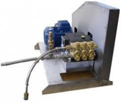 CO2 Cylinder Filling Pump