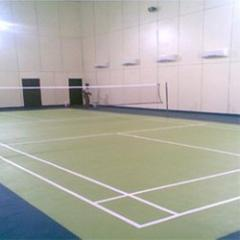 Synthetic EPDM Courts