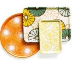 Decorative Plastic Trays