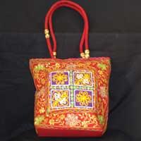 Embroidered & Designer Handbags
