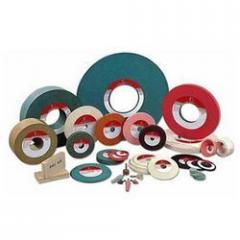 Bonded abrasives are mainly available as grinding