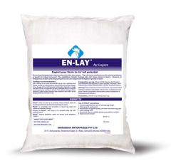 En-Lay Enzyme Mix; Larger Eggs, Longer Laying