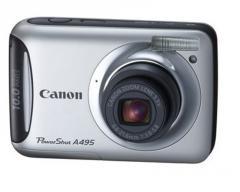 Canon Power Shot A 495 Digital Camera
