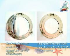 Brass Portholes
