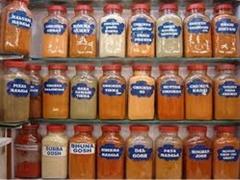 Masala Bottles