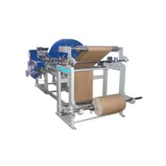 Flat & Satchel Type Paper Bag Machine