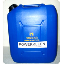 POWERKLEEN High Power Black Phenyle Disinfectant
