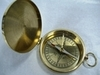 Solid Brass Crafted Compass