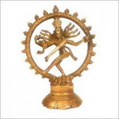 Brass Nataraja Sculptures