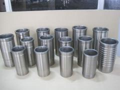 Cylinder Sleeves for truck, Tractor, Bus, Car