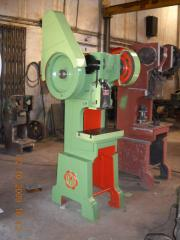 10 Ton Power Press