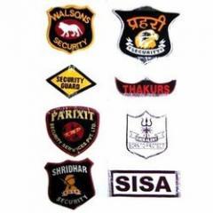Damask Labels