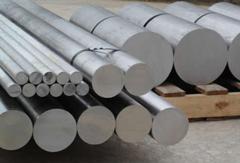 Titanium staven