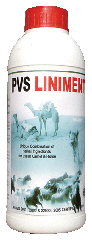PVS Liniment (Unique Combination of Herbal