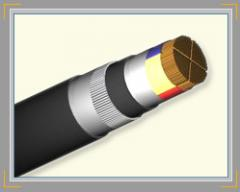 XLPE Insulated PVC Sheathed Steel Wire Armoured Cables