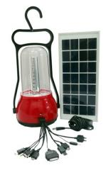 Solar LED Lamp Model No:A 1009