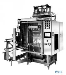 High Speed Multi Lane Sachet Machine PV 215