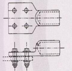 Palm Connector Compression Type