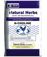 N-CHOLINE (Synthetic choline chloride replacer)