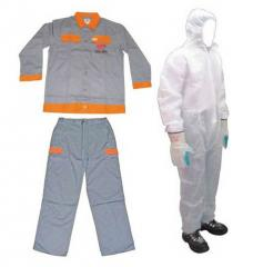 Disposable & Uniform Coverall