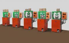 Semi Automatic Areca Leaf Plate Machines