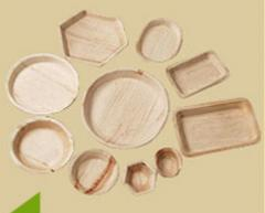 Eco Disposable Plates