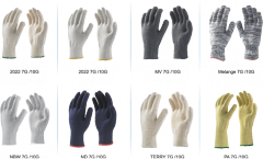 Seamless Knitted Gloves 2022 7G/10G