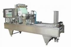 Cup Filling & Sealing Machine